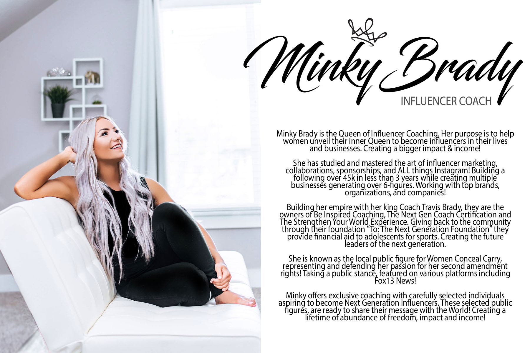 Minky Bio - full